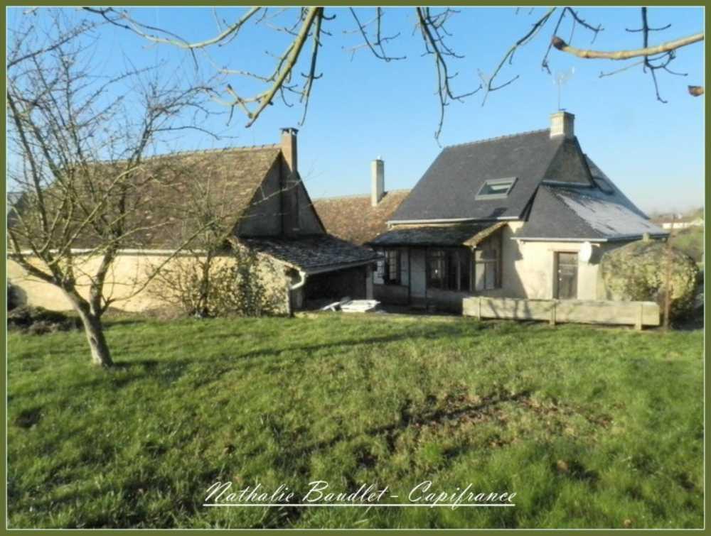 Vallon-sur-Gée Sarthe boerderij foto 3801391