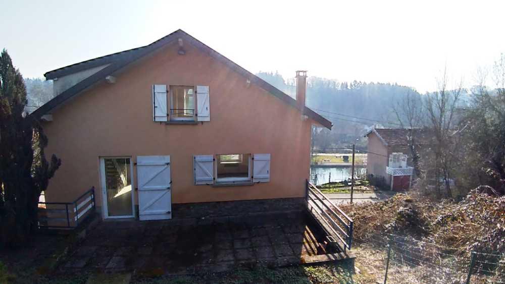 Bains-les-Bains Vosges Haus Bild 3877550