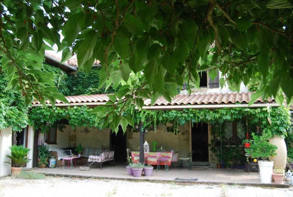 Montesquiou Gers landgoed foto 3822224