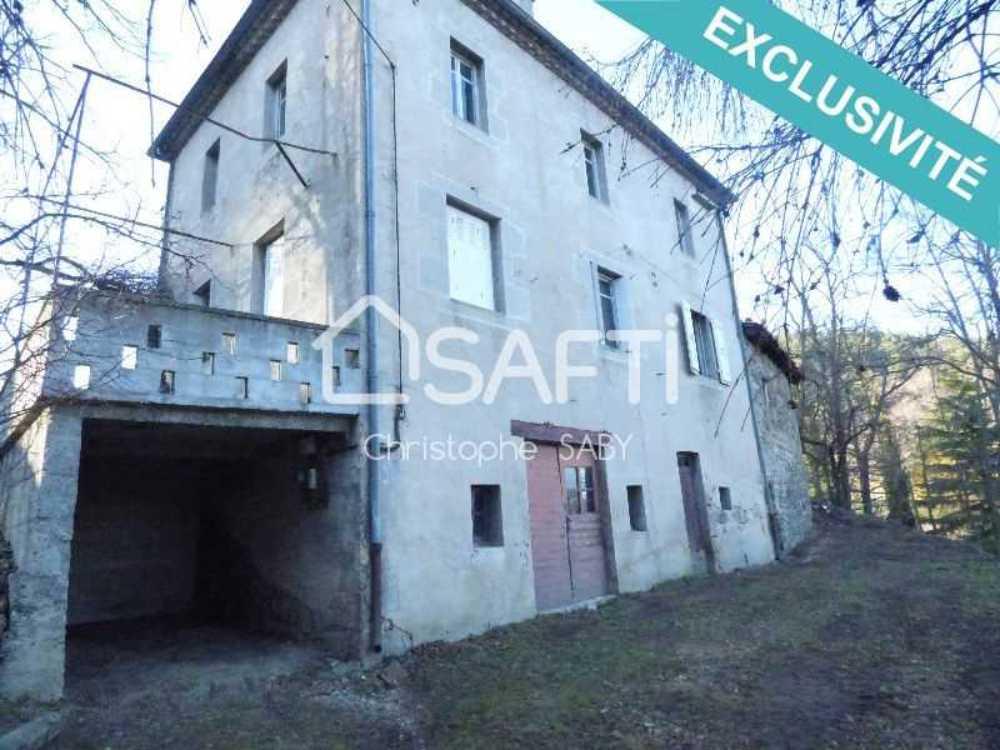 Saint-Prix Ardeche Haus Bild 3796800