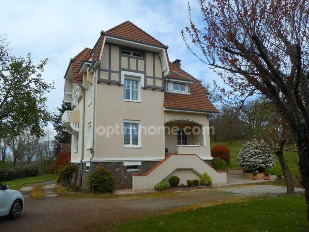 Decazeville Aveyron Haus Bild 3862957