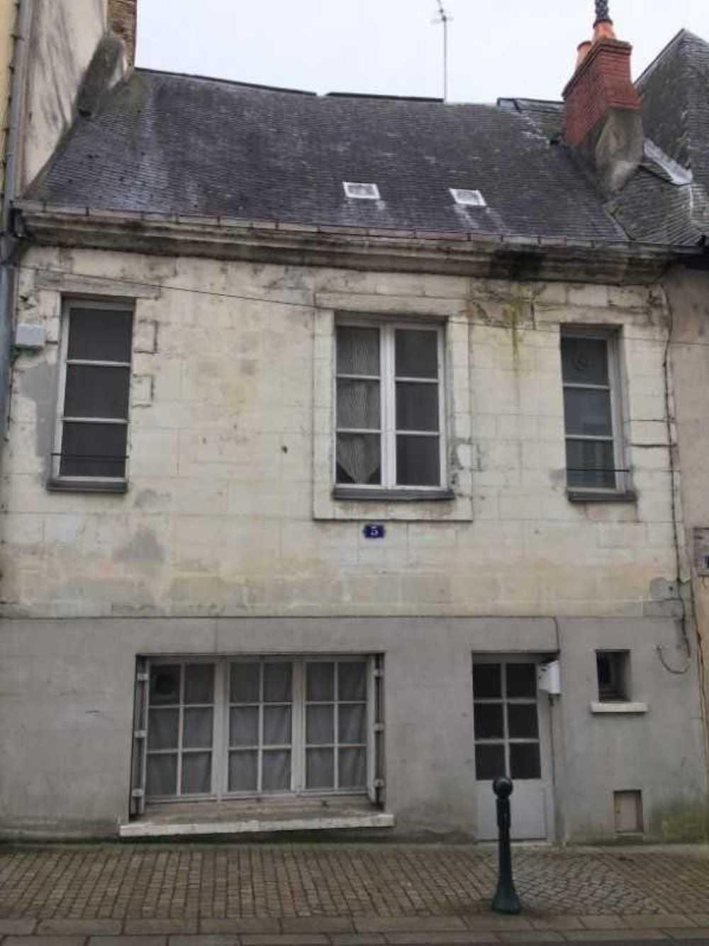 Château-Gontier Mayenne Schloss Bild 3799906