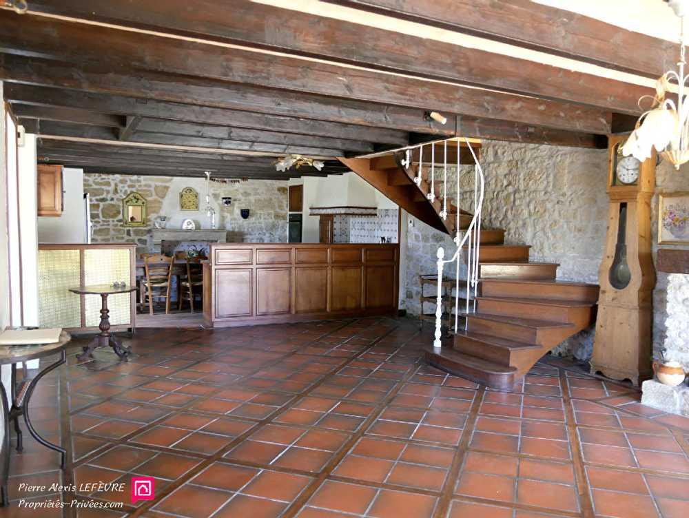 Mervent Vendée Haus Bild 3763494