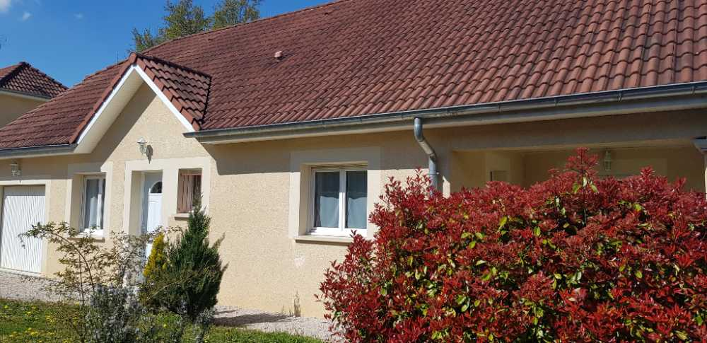 Louhans Saône-et-Loire Haus Bild 3876077