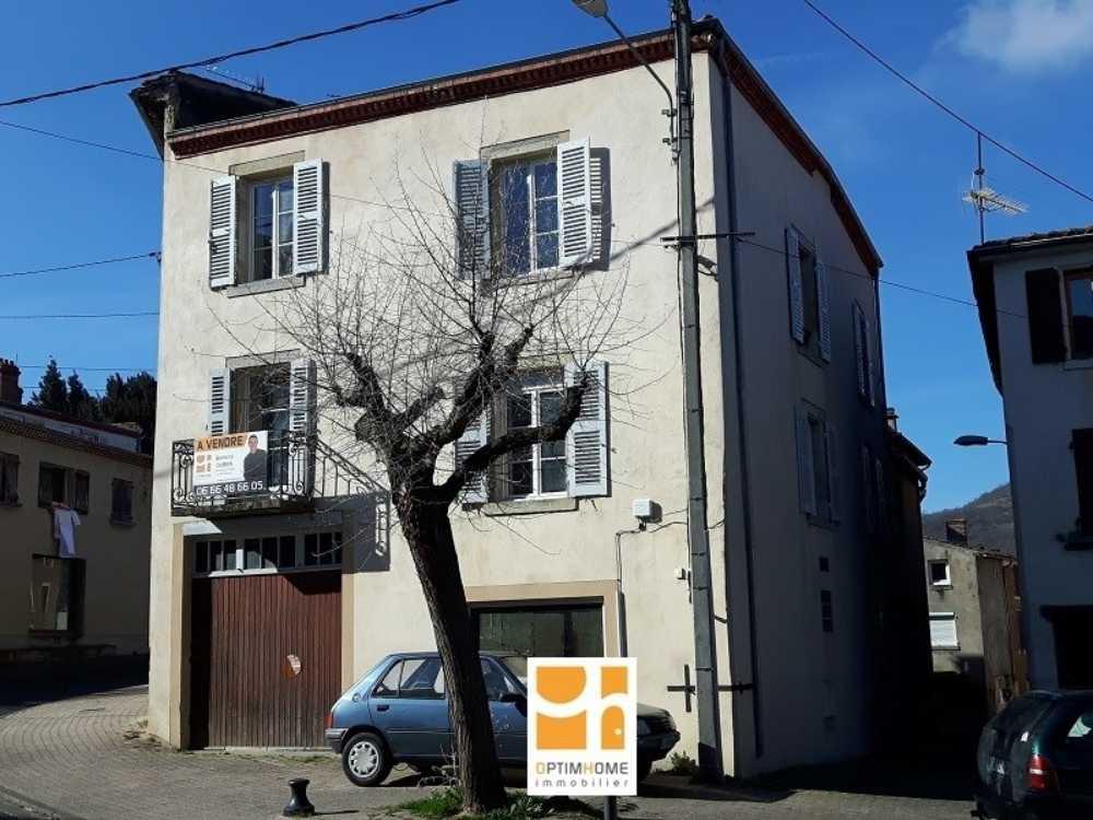 Billom Puy-de-Dôme Haus Bild 3872345