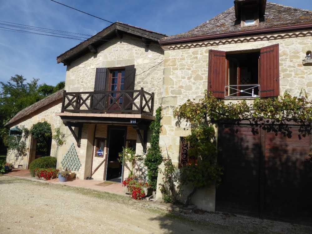 Miramont-de-Guyenne Lot-et-Garonne Haus Bild 3877578