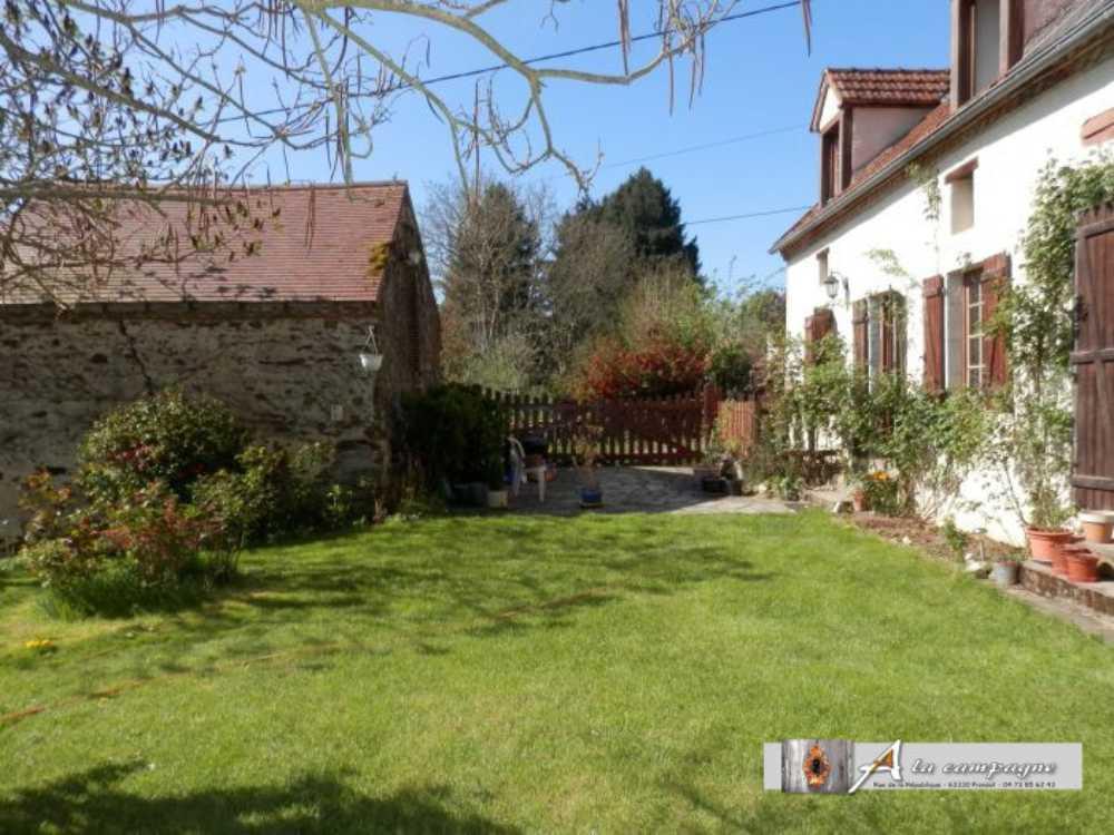 Lalizolle Allier Haus Bild 3813110
