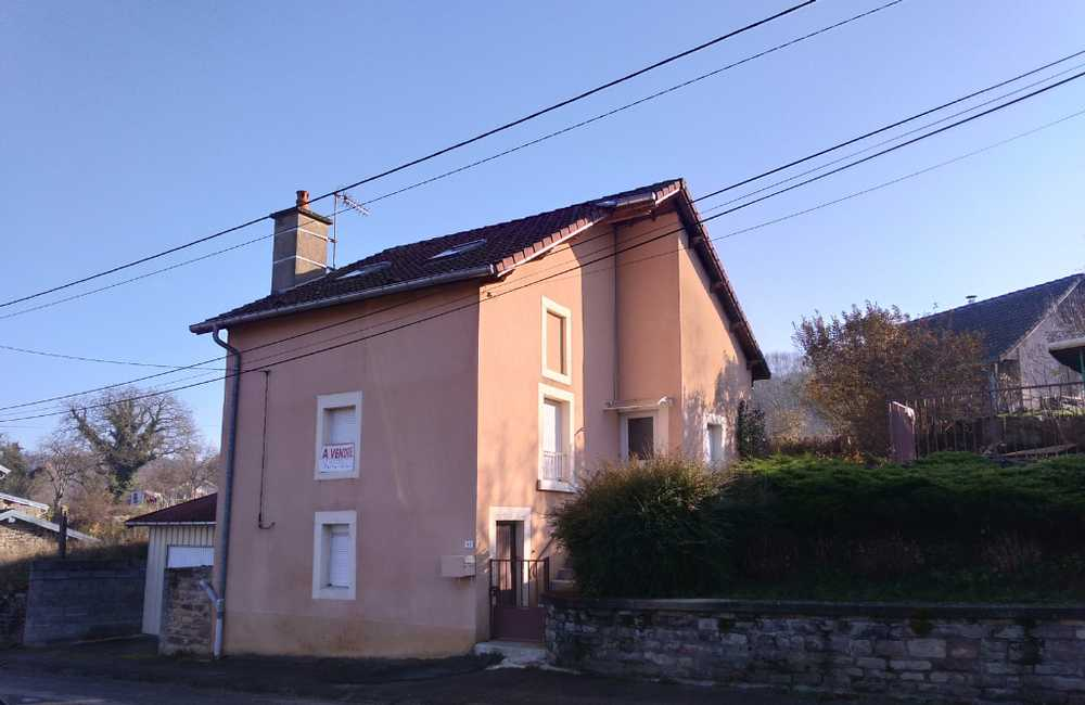 Bains-les-Bains Vosges Haus Bild 3764232