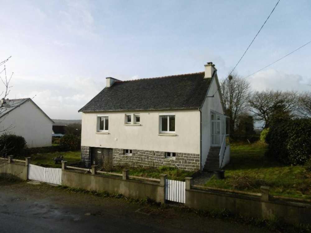 Plounéour-Ménez Finistère Haus Bild 3795644