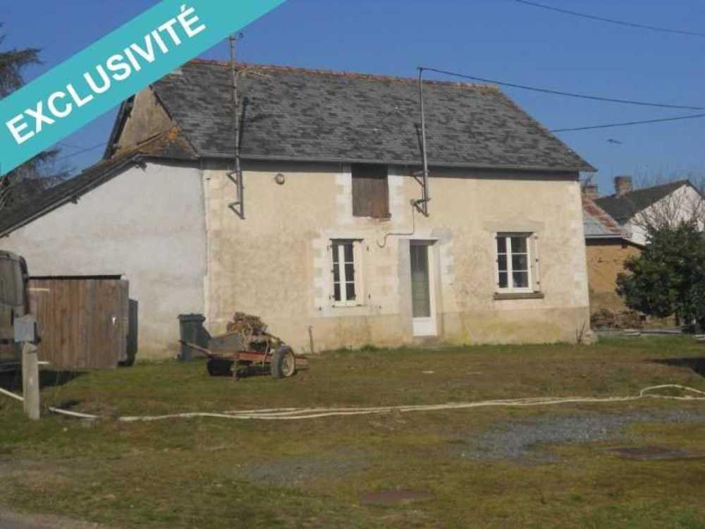 Saint-Senoux Ille-et-Vilaine huis foto 3798486