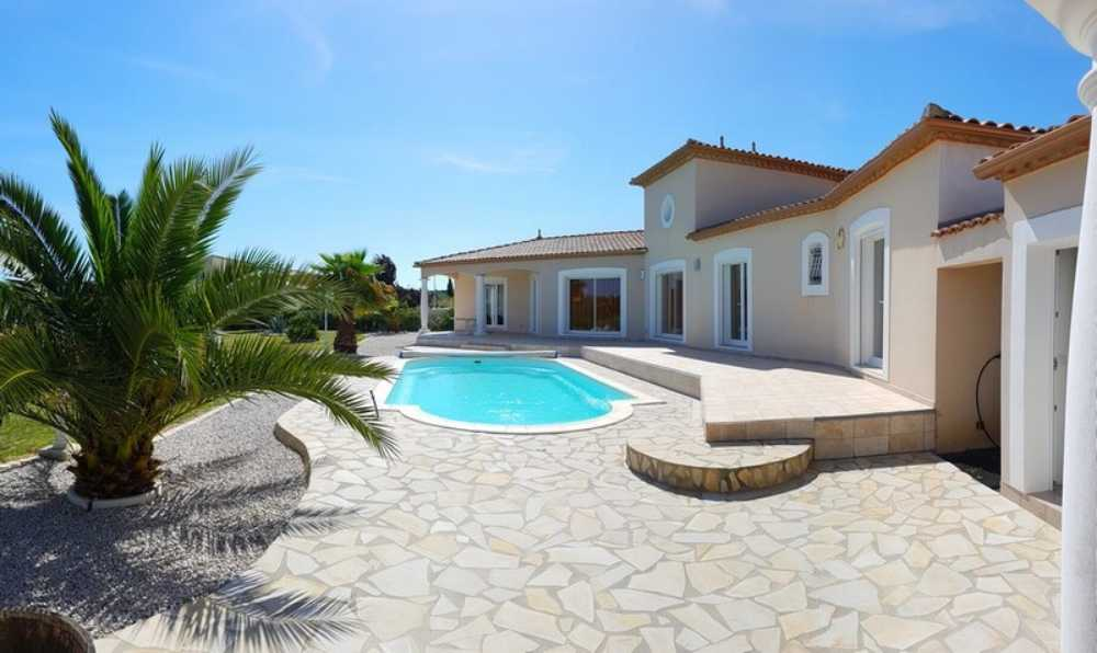 Puissalicon Hérault Haus Bild 3876789