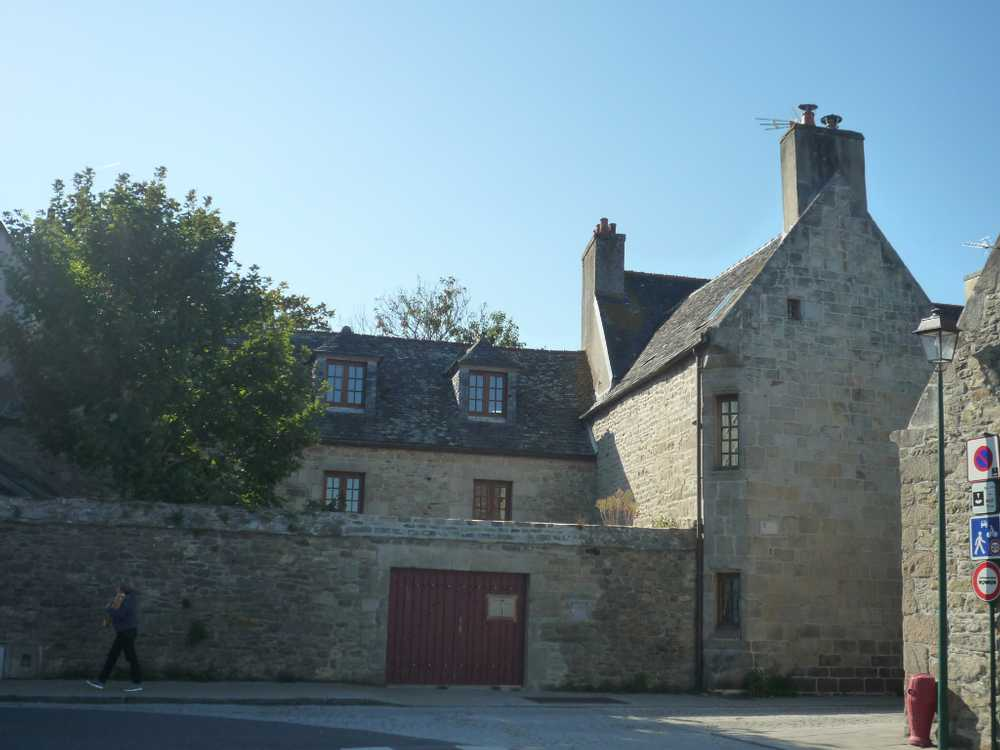 Roscoff Finistère Haus Bild 3764495