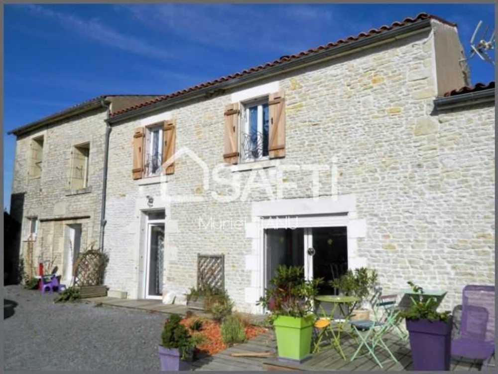 Le Gué-d'Alléré Charente-Maritime Haus Bild 3794610