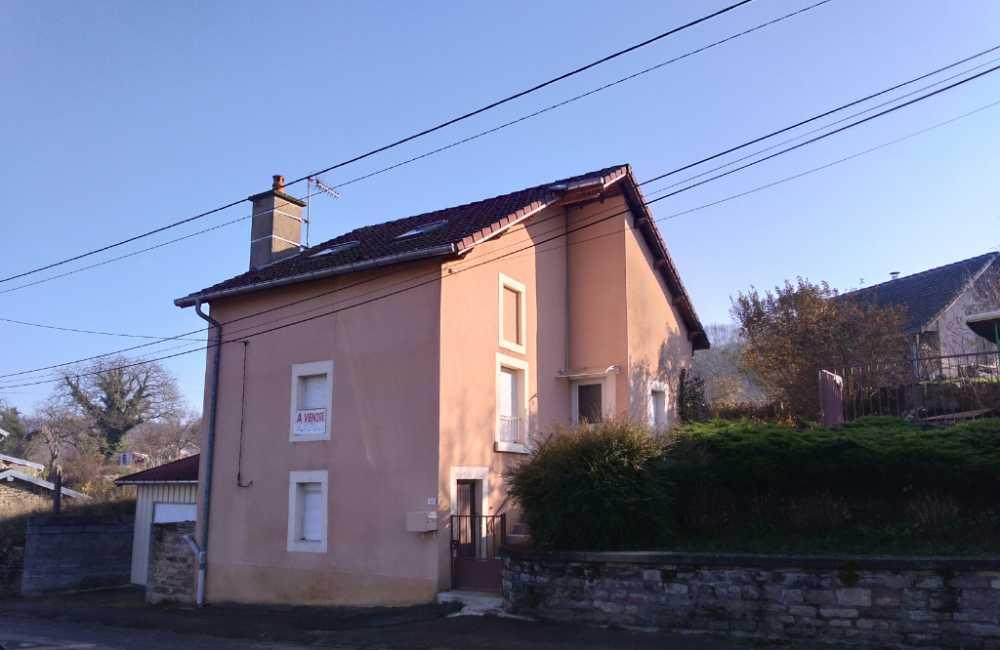 Bains-les-Bains Vosges Haus Bild 3877548
