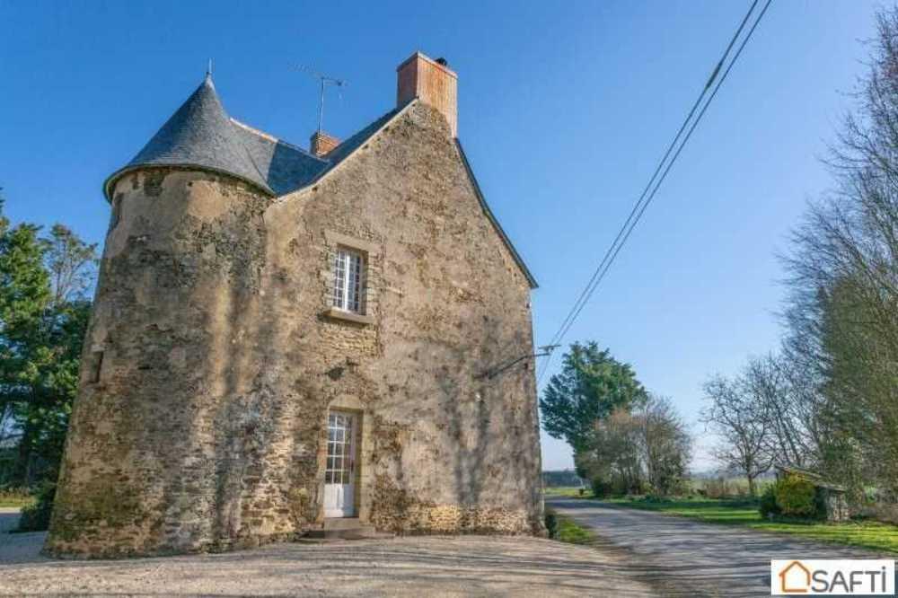 Argentré-du-Plessis Ille-et-Vilaine Haus Bild 3798770