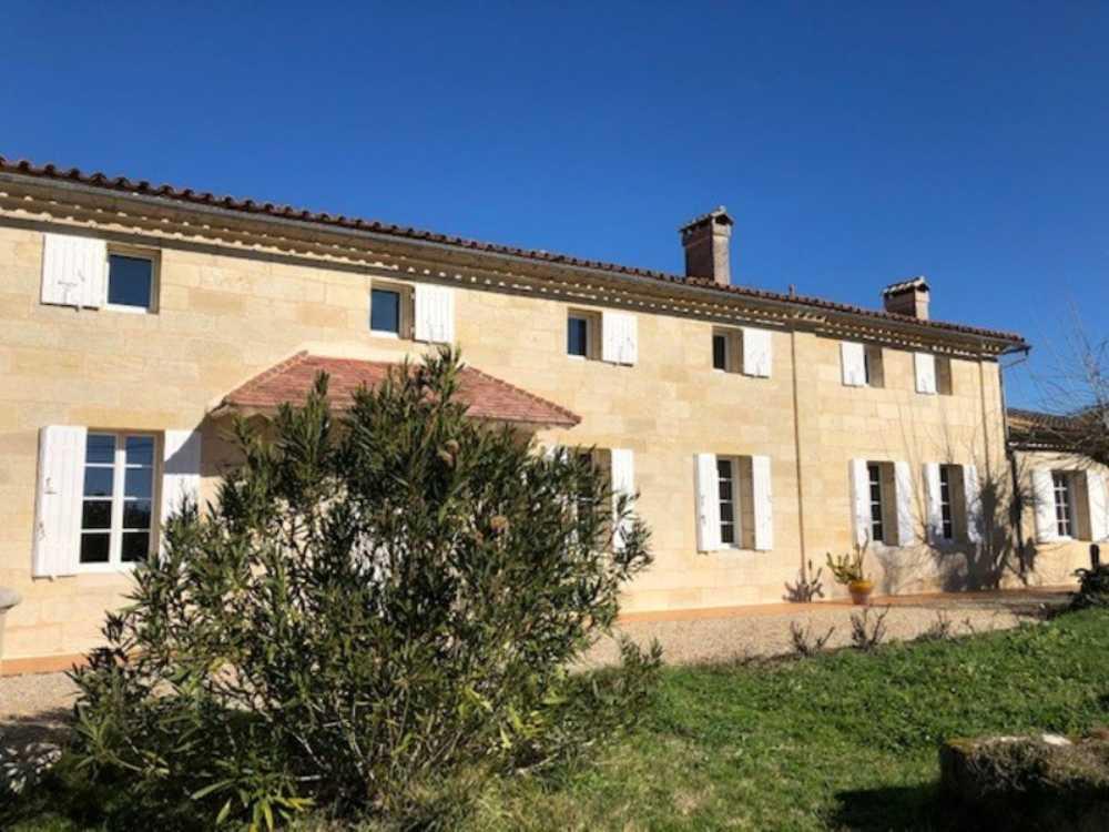 Les Artigues-de-Lussac Gironde huis foto 3790940