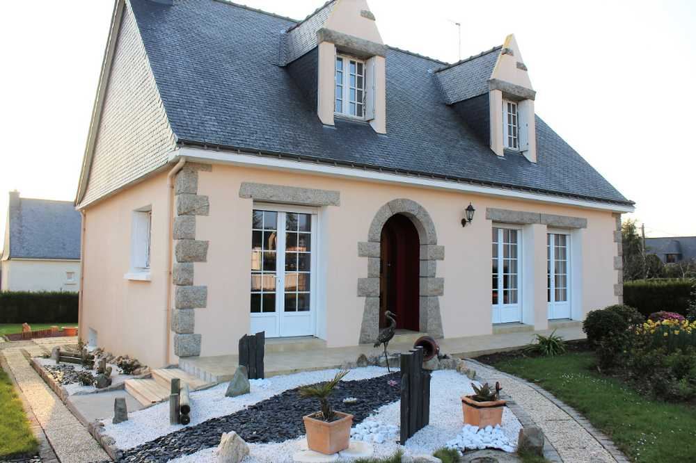 Pluméliau Morbihan Haus Bild 3766137