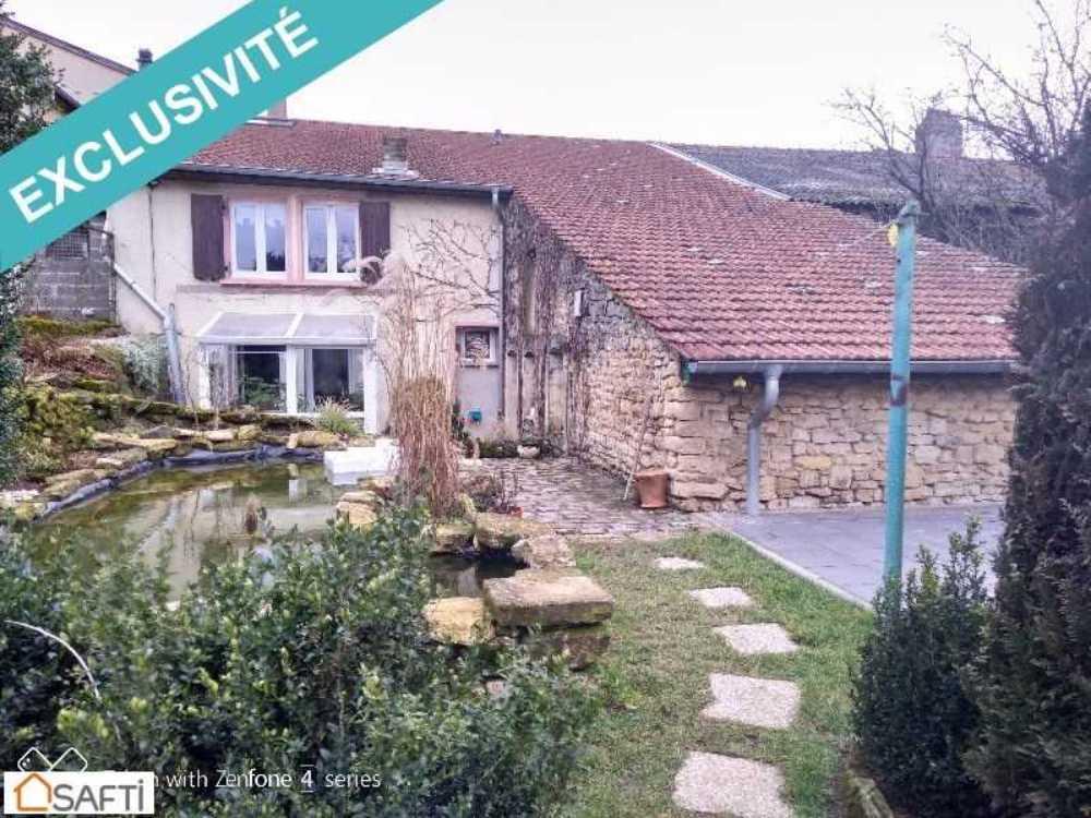 Delme Moselle maison photo 3796727
