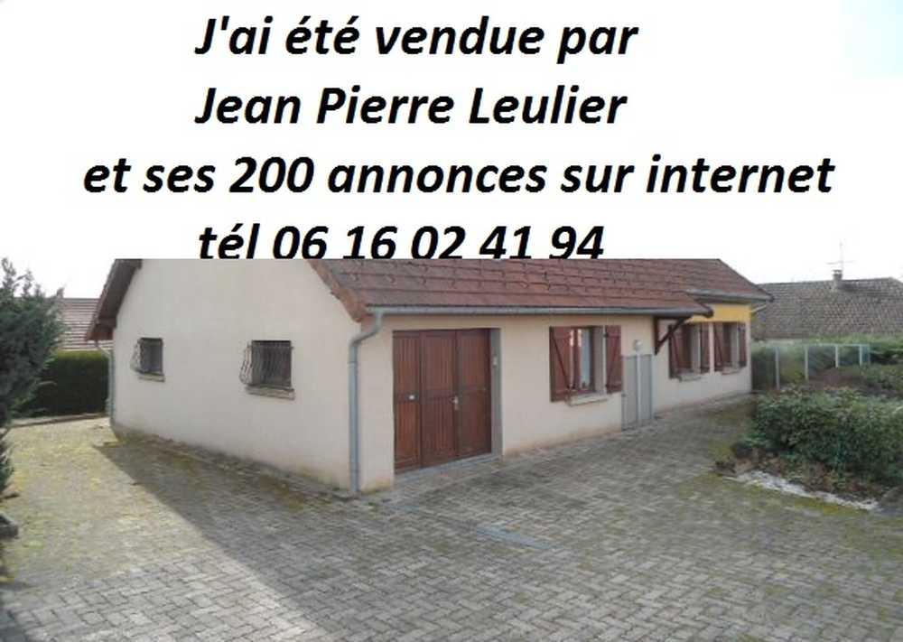 Saint-Loup-sur-Semouse Haute-Saône Haus Bild 3764241
