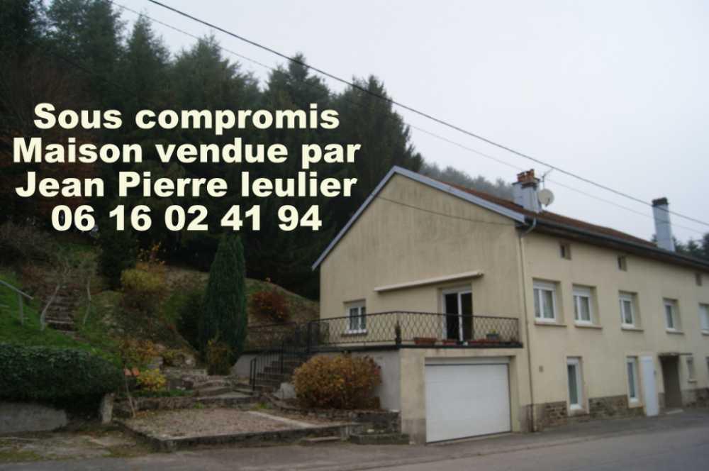 Bains-les-Bains Vosges Haus Bild 3877660