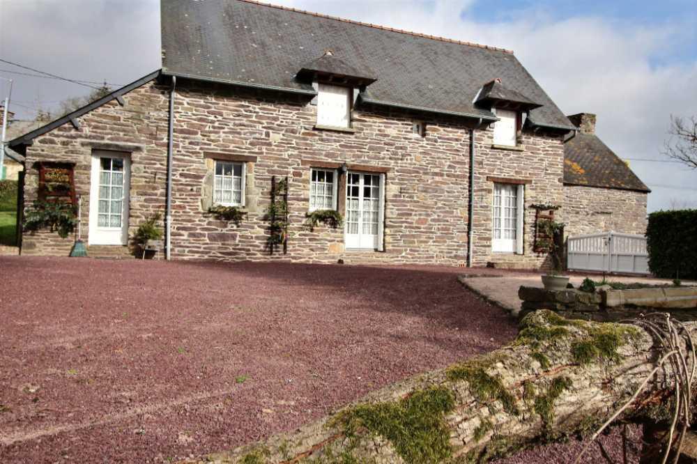 Paimpont Ille-et-Vilaine Haus Bild 3877394