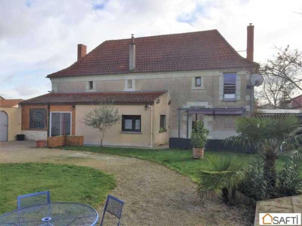 Lencloître Vienne Haus Bild 3798790