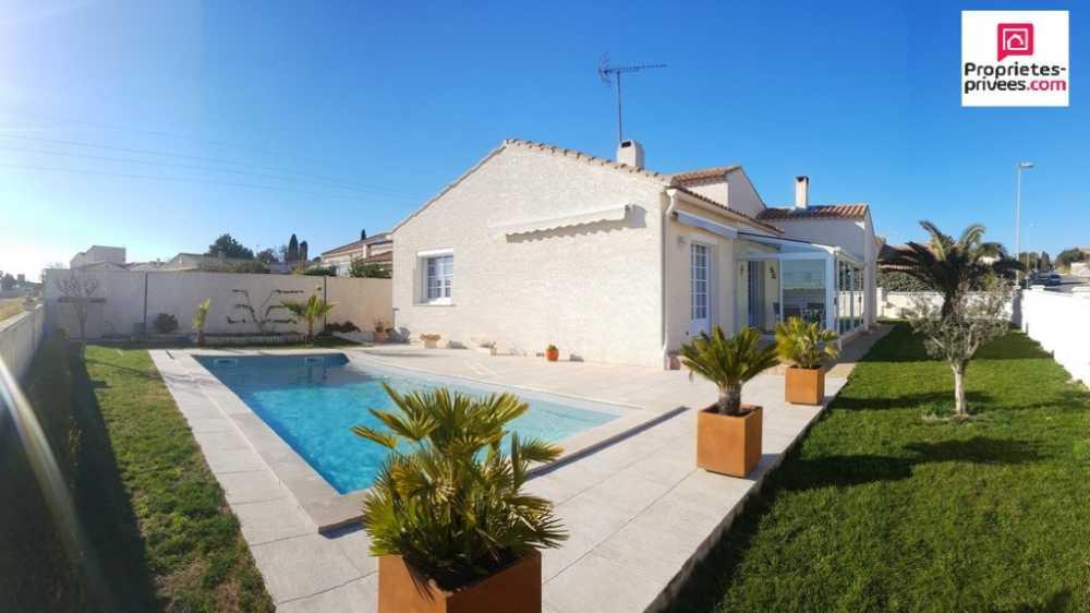 Puissalicon Hérault Haus Bild 3876802