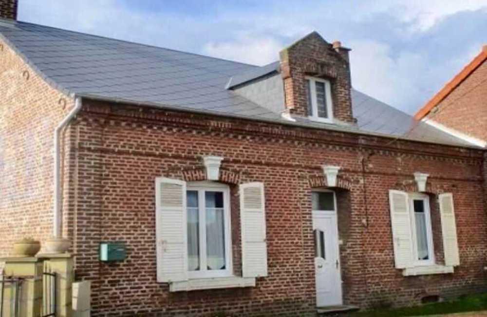 Cambron Somme Haus Bild 3794573