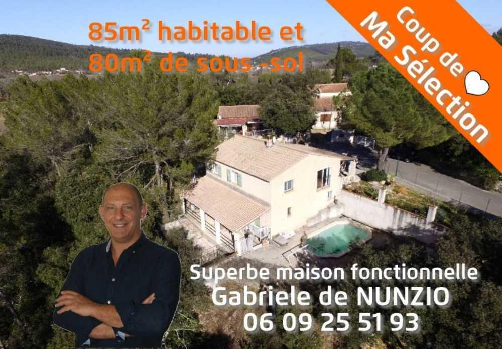 Forcalqueiret Var Haus Bild 3796195
