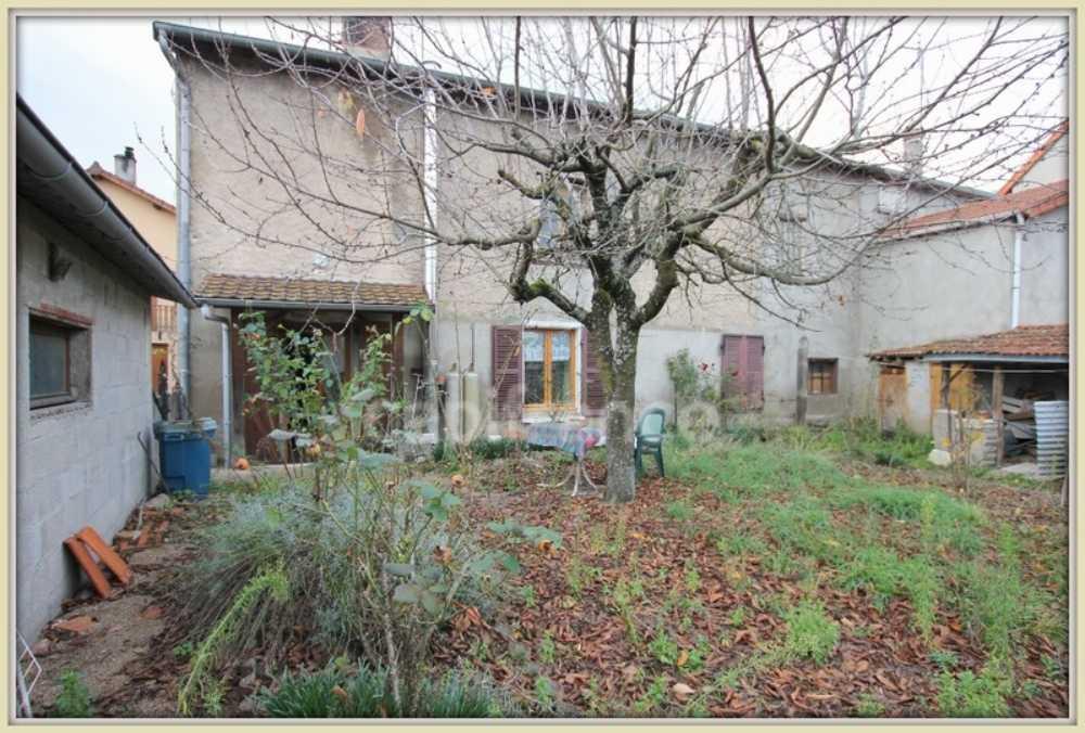 te koop dorpshuis La Pacaudière Rhône-Alpes 1