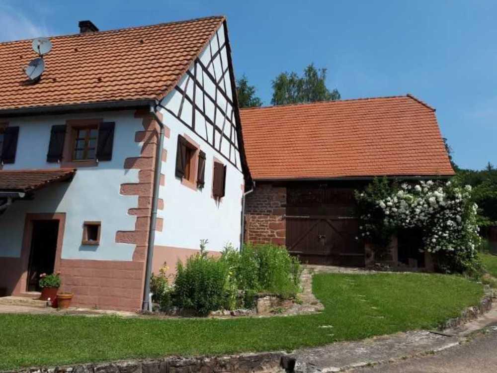 Obersteinbach Bas-Rhin Haus Bild 3797244
