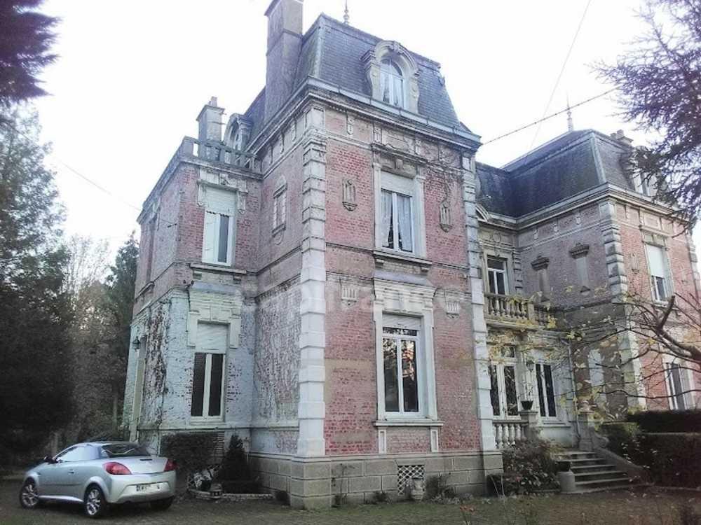 Lumbres Pas-de-Calais kasteel foto 3828361