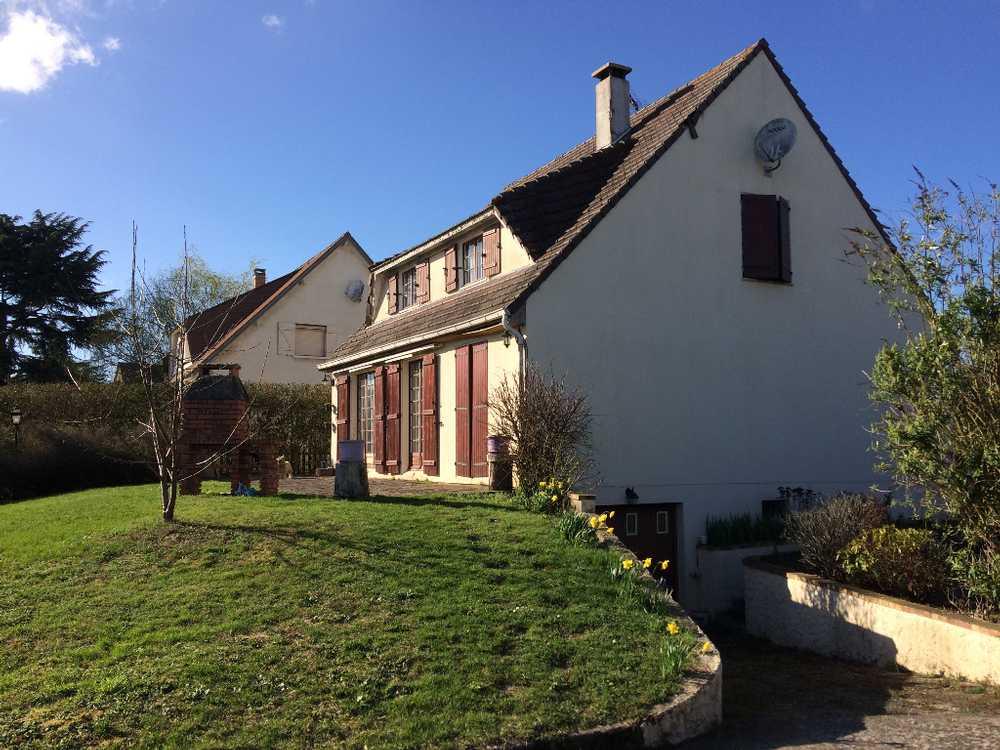 Chars Val-d'Oise Haus Bild 3764488