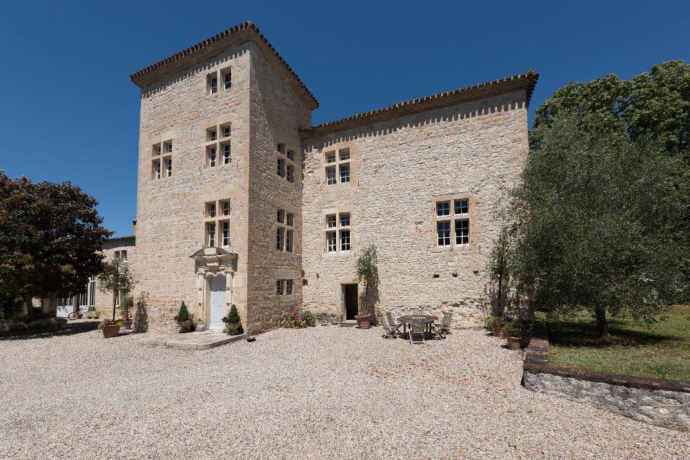 Albi Tarn kasteel foto 3782470