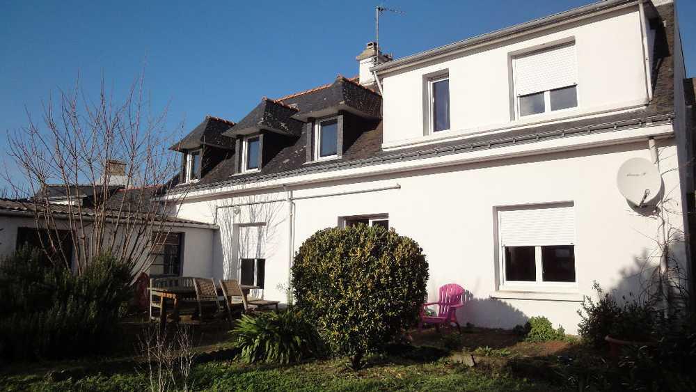 Quiberon Morbihan Haus Bild 3764399