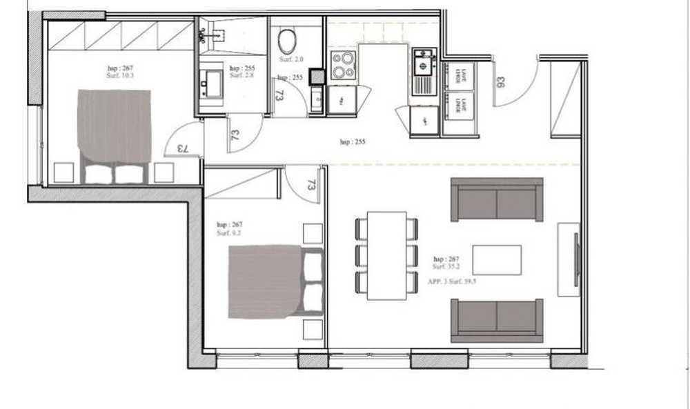 Bois-le-Roi Seine-et-Marne Apartment Bild 3759167