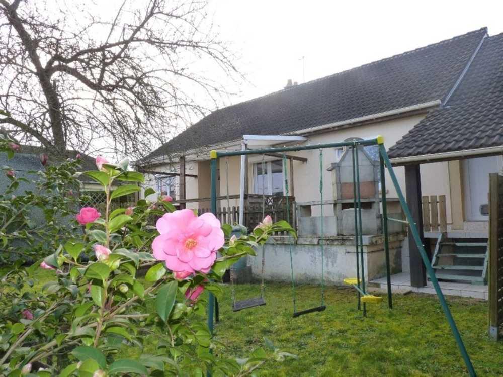 Cérans-Foulletourte Sarthe Haus Bild 3834868