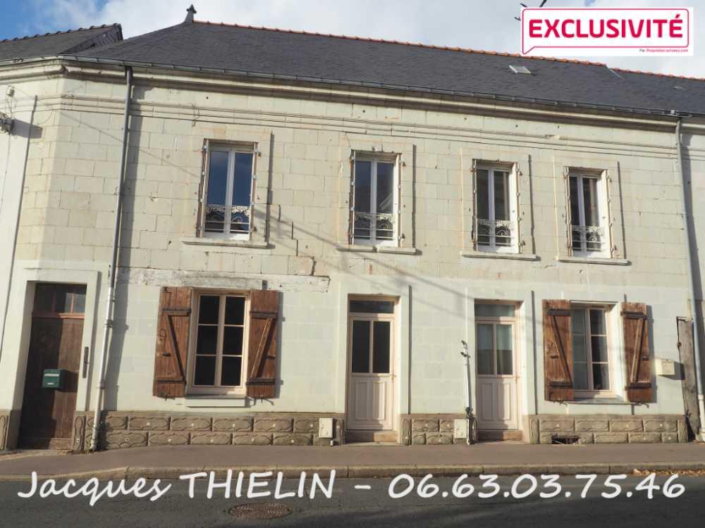 Beaufort-en-Vallée Maine-et-Loire Haus Bild 3876123