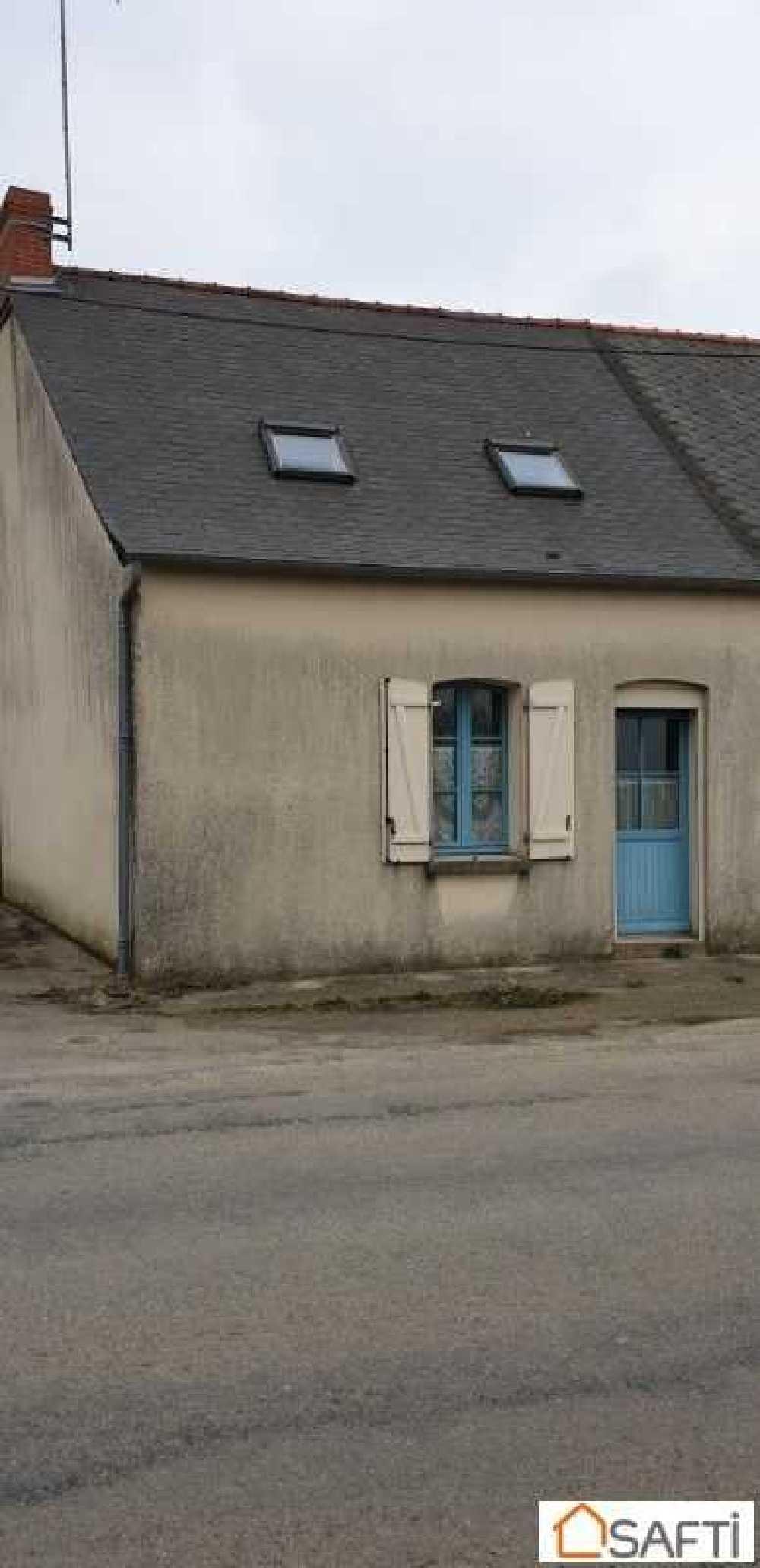 La Rouaudière Mayenne Haus Bild 3799836