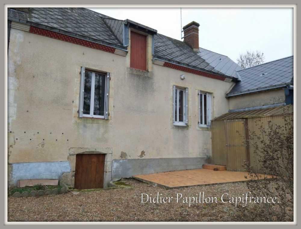 La Ferté-Bernard Sarthe dorpshuis foto 3831882