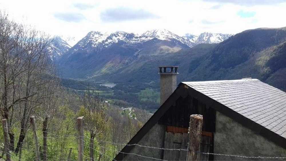 Cazaux-Fréchet Hautes-Pyrénées schuur foto 3900907