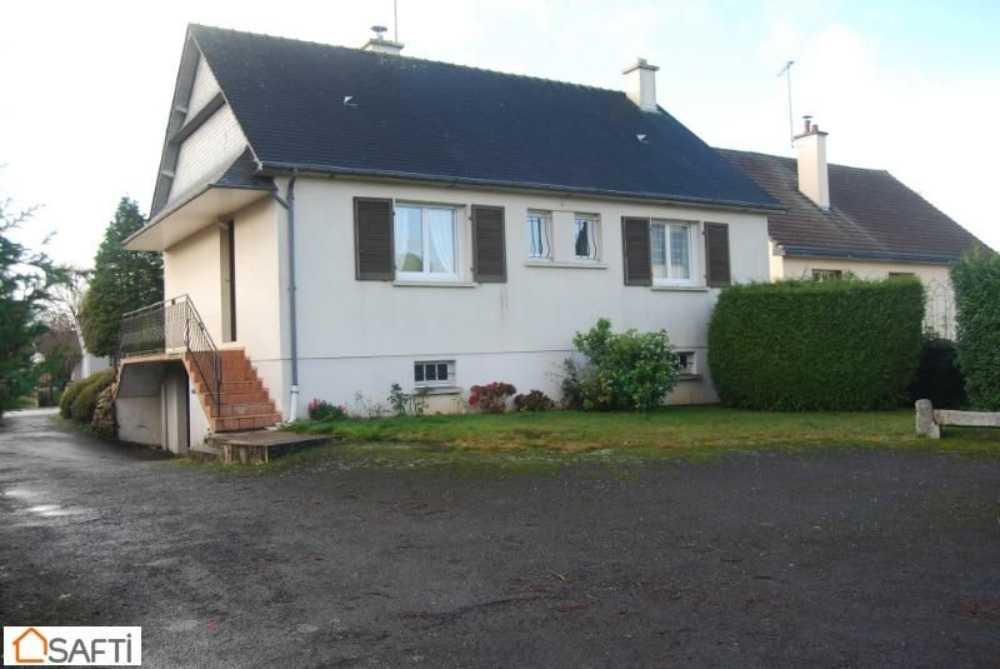 Val-d'Izé Ille-et-Vilaine Haus Bild 3794815
