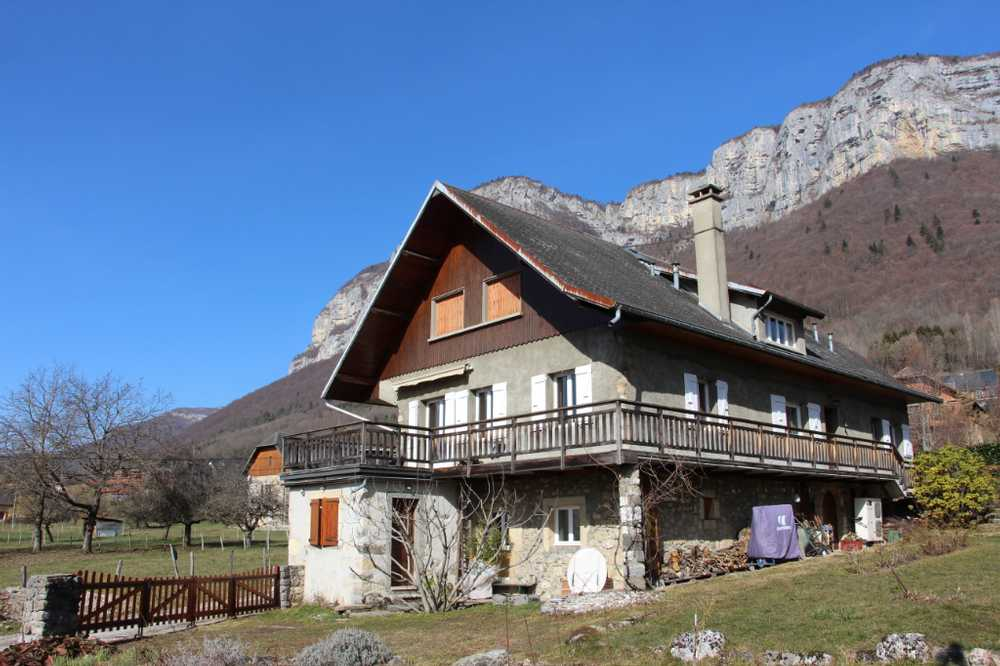 Saint-Jean-d'Arvey Savoie Haus Bild 3765932