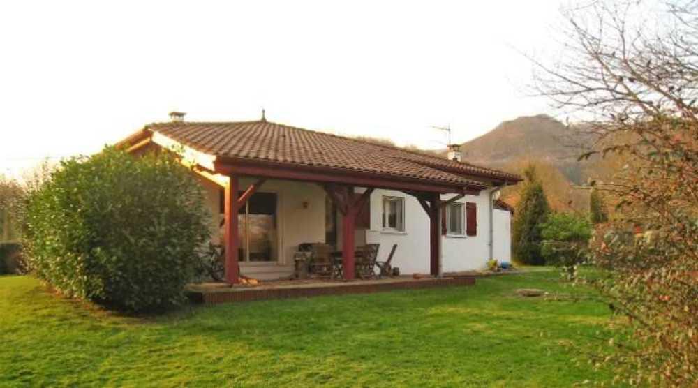 Ossès Pyrénées-Atlantiques huis foto 3798553