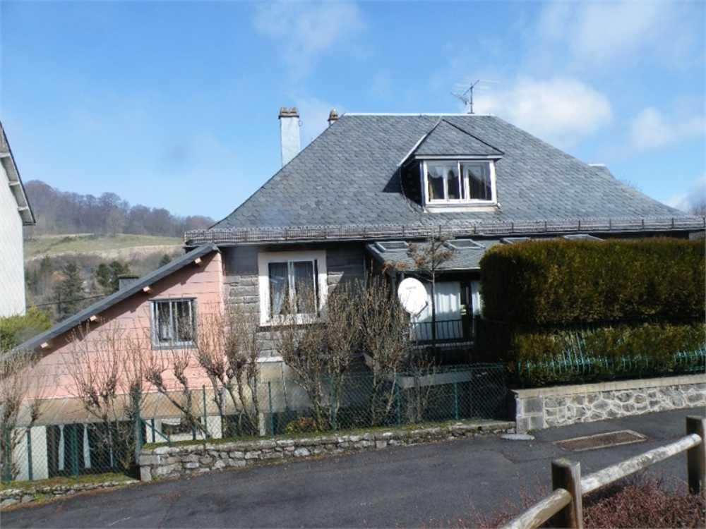 Besse-et-Saint-Anastaise Puy-de-Dôme Haus Bild 3872511