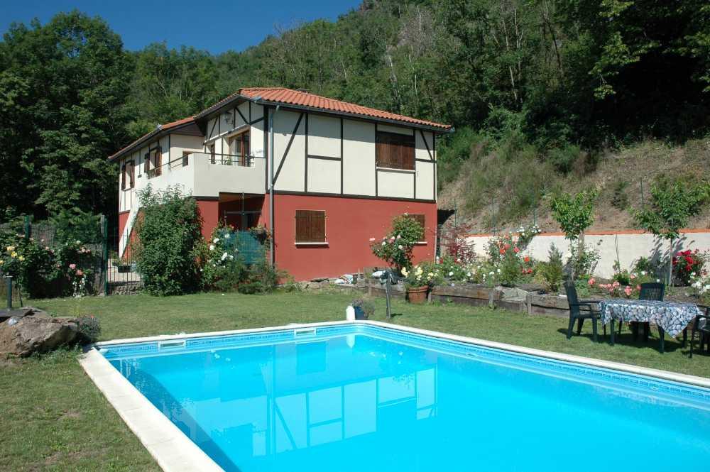 Decazeville Aveyron Haus Bild 3854562