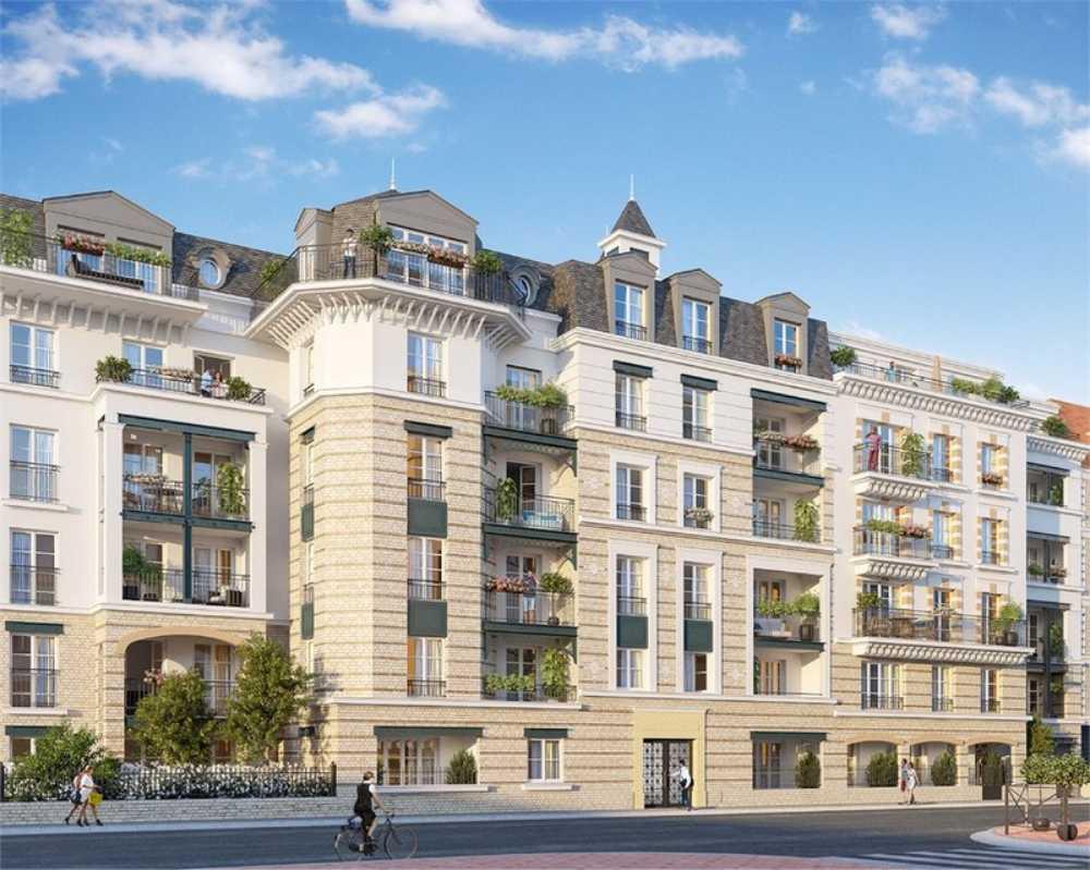 Clamart Hauts-de-Seine Haus Bild 3836444