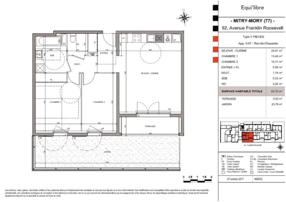 Mitry-Mory Seine-et-Marne Apartment Bild 3876213