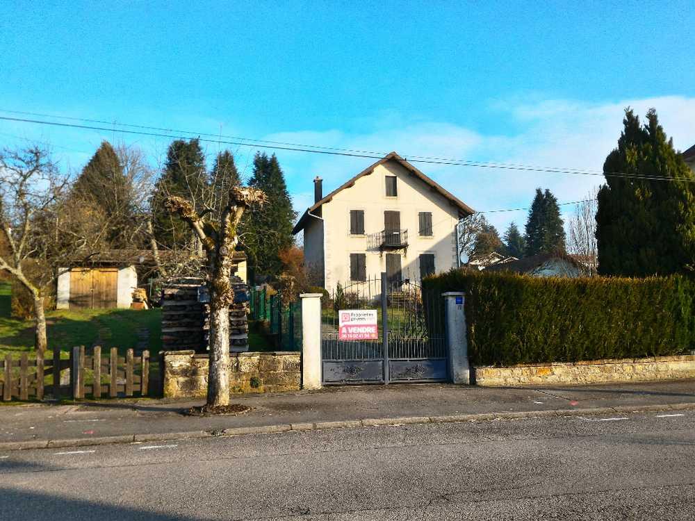 Bains-les-Bains Vosges Haus Bild 3764234