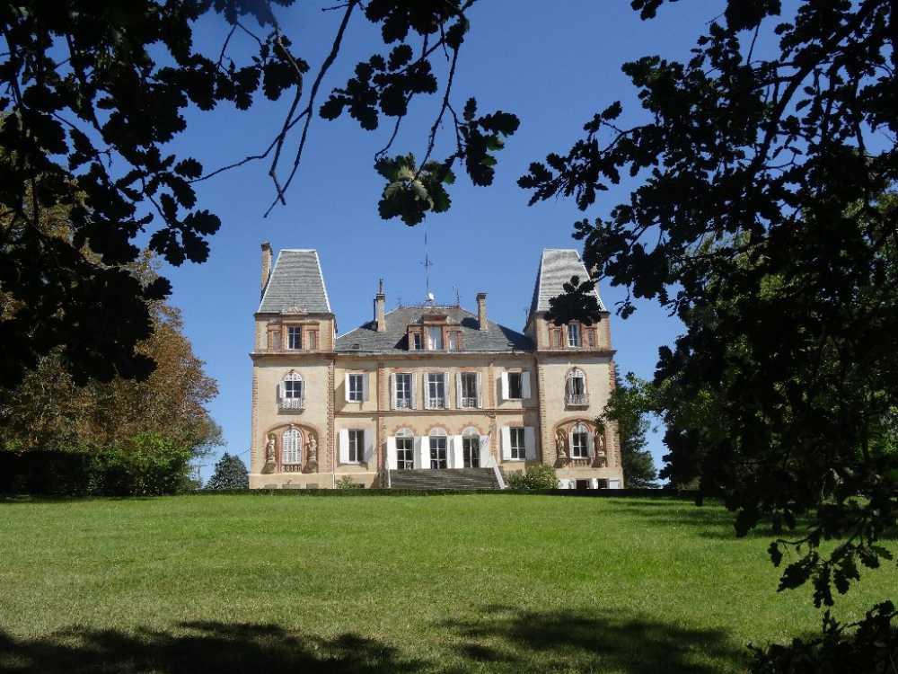 Toulouse Haute-Garonne kasteel foto 3805139